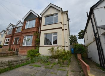 Thumbnail 3 bedroom semi-detached house for sale in Richmond Road, Parkstone
