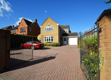 Thumbnail 4 bed detached house for sale in Overslade Lane, Bilton, Rugby