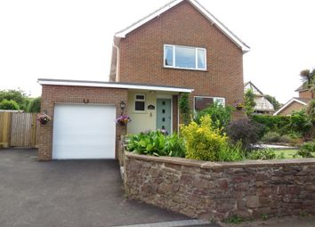 Thumbnail 3 bed detached house for sale in Alexandra Road, Minehead