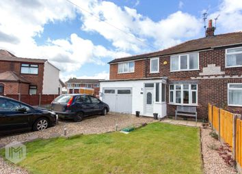 Thumbnail 3 bedroom semi-detached house for sale in Ivy Road, Woolston, Warrington
