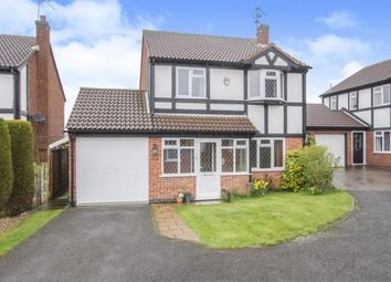 Thumbnail 4 bedroom detached house for sale in Sycamore Drive, Groby, Leicester, Leicestershire