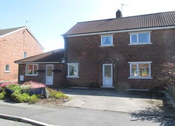 Thumbnail 3 bed semi-detached house for sale in Kingston Road, Scunthorpe
