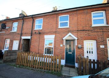 Thumbnail 3 bed terraced house to rent in Cannon Street, Colchester, Essex