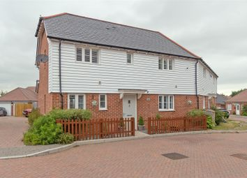 Thumbnail 3 bed end terrace house for sale in Red Admiral Crescent, Iwade, Sittingbourne