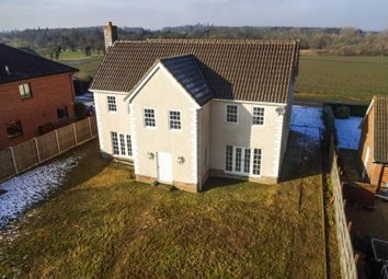 Thumbnail 5 bed detached house for sale in Banham Road, Kenninghall, Norwich