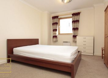 Thumbnail Room to rent in Meridian Place, Canary Wharf