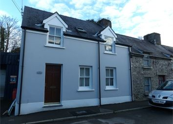 Thumbnail 3 bed end terrace house for sale in Clifton Street, Laugharne, Carmarthen