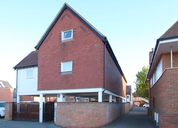 Thumbnail 2 bed flat for sale in Rashley Mews, High Street, Lymington, Hampshire