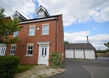 3 bed semi-detached house for sale in Parnell Close, Littlethorpe, Leics LE19