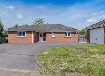 Thumbnail 3 bed detached bungalow for sale in Milbourne, Malmesbury