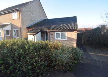 Thumbnail 2 bedroom terraced bungalow for sale in Smock Meadow, Bildeston, Ipswich