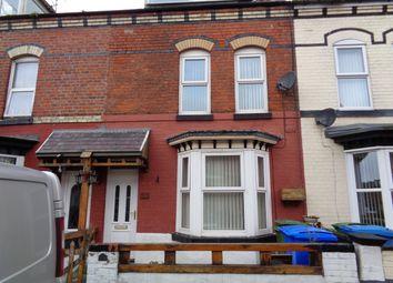 4 bed terraced house to rent in St. Hilda Street, Bridlington YO15