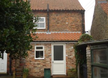 Thumbnail 1 bed terraced house to rent in Carlton Husthwaite, Thirsk