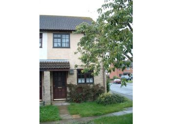 Thumbnail 2 bed end terrace house to rent in Badgers Way, Sturminster Newton