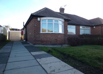 Thumbnail 2 bed bungalow for sale in Fairlawn Gardens, Sunderland