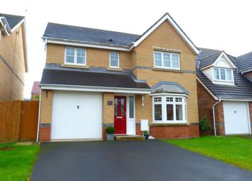 Thumbnail 4 bedroom detached house for sale in East Farm Close, Normanby, Middlesbrough