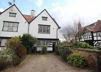 Thumbnail 3 bed end terrace house for sale in The Coppice, Roe Green, Worsley, Manchester