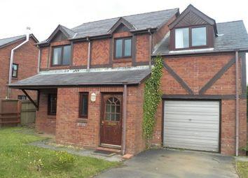 Thumbnail 4 bed detached house to rent in Tudor Gardens, Merlins Bridge, Haverfordwest
