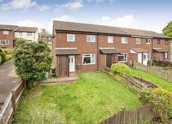 Thumbnail 2 bed terraced house for sale in Wade Close, Exmouth