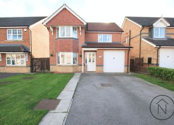 Thumbnail 4 bed detached house for sale in Pinewood Close, Newton Aycliffe