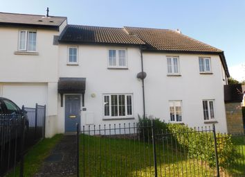 Thumbnail 3 bed terraced house to rent in Flax Meadow Lane, Axminster