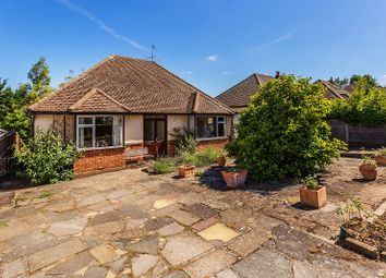 Thumbnail 3 bed detached bungalow for sale in Beaconsfield Road, Epsom, Surrey.
