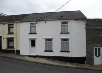 Thumbnail 3 bed terraced house for sale in Hennoyadd Road, Abercrave, Swansea