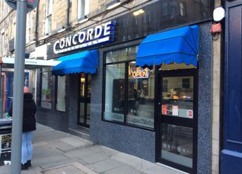 Thumbnail Restaurant/cafe for sale in Home Street, Edinburgh
