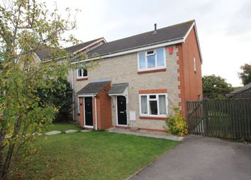 Thumbnail 3 bed semi-detached house to rent in Badger Rise, Portishead, Bristol