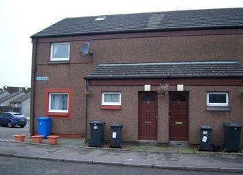 Thumbnail 1 bedroom flat to rent in Kirkgate, West Calder