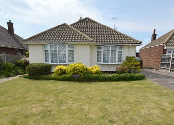 Thumbnail 3 bedroom detached bungalow for sale in Dungannon Drive, Thorpe Bay, Essex