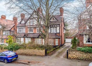 6 bed semi-detached house for sale in Ebers Road, Mapperley Park, Nottingham, Nottinghamshire NG3