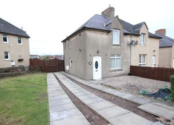 Thumbnail 2 bed semi-detached house for sale in Stenhouse Street, Cowdenbeath