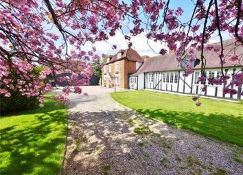 Thumbnail 8 bed detached house for sale in Coxtie Green Road, Pilgrims Hatch, Brentwood, Essex