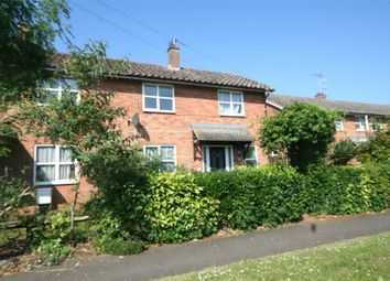 Thumbnail 2 bed end terrace house to rent in Burnett Walk, Wittering, Peterborough