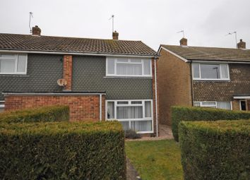Thumbnail 2 bedroom end terrace house to rent in Harmers Hay Road, Hailsham