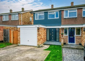 Thumbnail 4 bed semi-detached house for sale in Coriander Road, Tiptree, Colchester