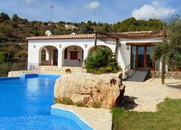 Thumbnail 3 bed villa for sale in Benissa, Alicante, Costa Blanca. Spain