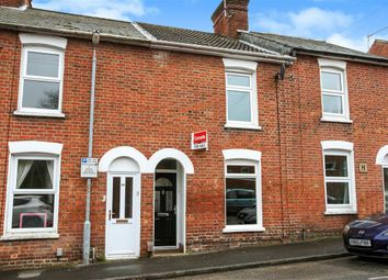 Thumbnail 2 bed terraced house for sale in Helena Terrace, College Street, Salisbury