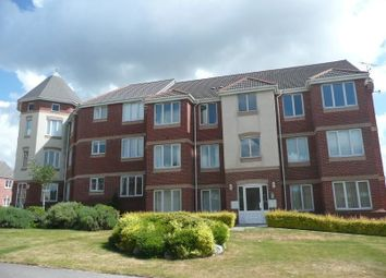 Thumbnail 2 bed flat to rent in Pavior Road, Bestwood, Nottingham