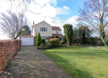 Thumbnail 4 bedroom detached house for sale in South Duffield Road, Osgodby, Selby