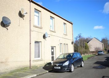 Thumbnail 2 bed flat for sale in Elgin Road, Cowdenbeath, Fife