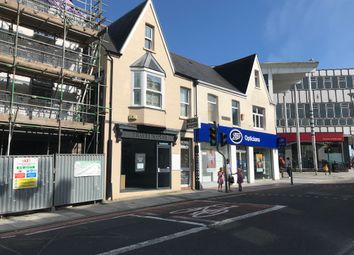 Thumbnail Office to let in Lock-Up Shop And Premises, 13 Nolton Street, Bridgend
