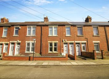 Thumbnail 2 bed flat for sale in Nicholson Terrace, Forest Hall, Newcastle Upon Tyne