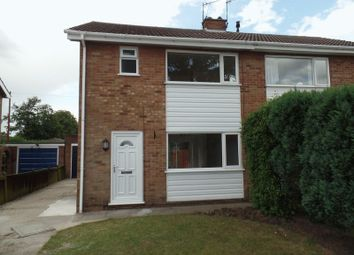 Thumbnail 3 bed semi-detached house to rent in Middlebrook Road, Lincoln