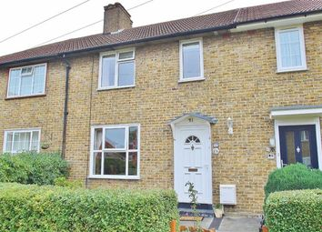Thumbnail 2 bed terraced house to rent in Darley Gardens, Morden