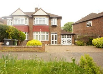 Thumbnail 3 bed property to rent in Waterhall Avenue, London