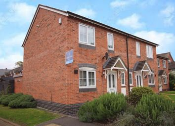 Thumbnail 2 bed semi-detached house for sale in Taylor Drive, Nantwich