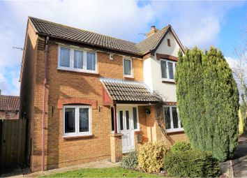 Thumbnail 4 bed detached house for sale in Storrington Road, Waterlooville