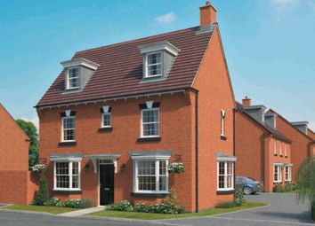"Thumbnail 4 bedroom detached house for sale in ""Longdon"" at St. Lukes Road, Doseley, Telford"